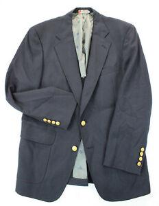 Austin Reed Regent Street Azul Marino De Coleccion Para Hombre Chaqueta Traje Blazer Sport 42 R Usa Ebay