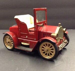Details about Vintage Car Radio 1917 Automobiles Decor Working Model T