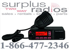NEW VERTEX EVX-5400 UHF 400-470MHZ 45W 512CH DIGITAL ANALOG MOBILE POLICE HAM