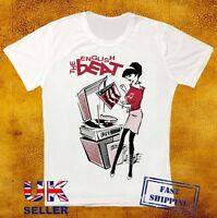 THE ENGLISH BEAT RUDE GIRL THE BEAT 2 TONE SKA THE SPECIALS UNISEX T SHIRT 69