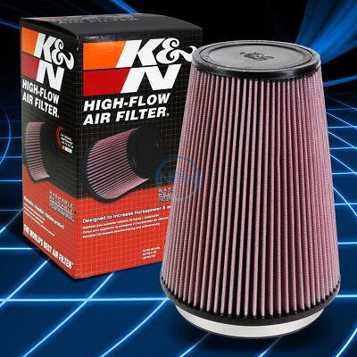 "K/&N KN RU-3280 ROUND TAPERED PERFORMANCE AIR INTAKE FILTER 6/""FLANGE 10/""HEIGHT"