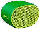 Sony Srs-xb01 verde altavoz Inalámbrico Bluetooth aux Micr