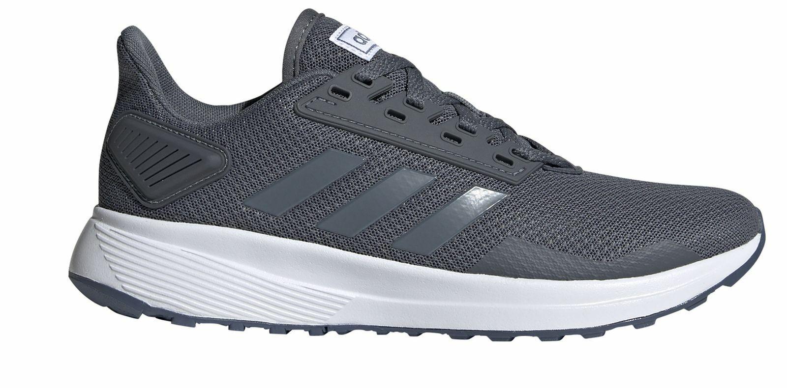 Adidas Performance DaSie Freizeit-Lauf-Schuhe Laufen Duramo 9 Turnschuhe grau