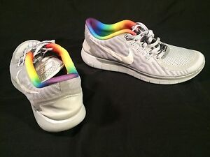 76132a916bfd 2015 NIKE FREE 5.0 BT  BETRUE SNEAKERS WOMENS 6.5 9.5 10.5 NEW ...