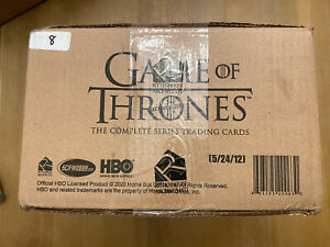 2020 Rittenhouse Game of Thrones The Complete Series Trading Cards Box New