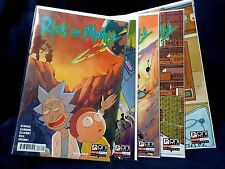 Issues 16,17,18,19,20 of Rick and Morty First Prints *We Combine Shipping*