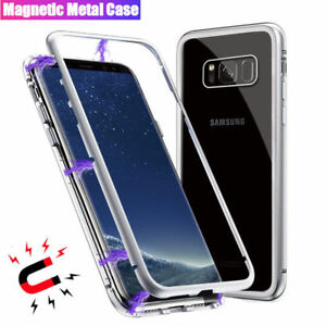 reputable site 64b97 b88ec Details about Magnetic Adsorption Metal Case For Samsung Galaxy S8 S9 S10  Plus S10E