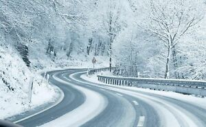 Essential survival kit for winter driving