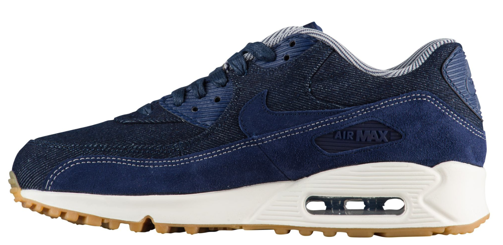 NEW femmes femmes NEW Nike Air Max 90 Chaussures Sneakers Size: 5.5 Color: bleu 085a68