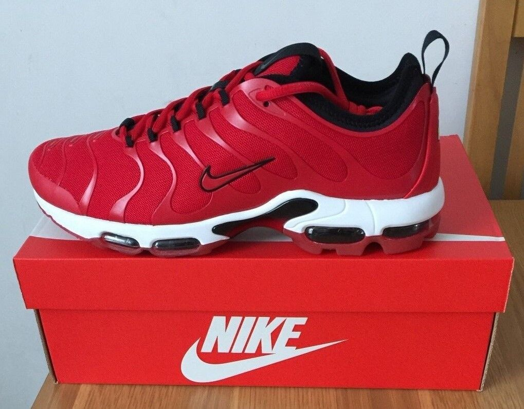 low priced 73cc8 bbba7 ... NIKE NIKE NIKE AIR MAX PLUS TUNED 1 TN ULTRA UNIVERSITY rouge   UNIVERSITY rouge 898015 ...