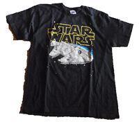 Millenium Falcon 8bit Video Game Pixelated T-shirt Star Wars W/tag Mens Xxl