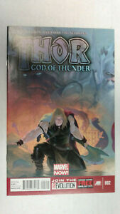 THOR-GOD-OF-THUNDER-2-1st-Printing-Marvel-NOW-2013-Marvel-Comics