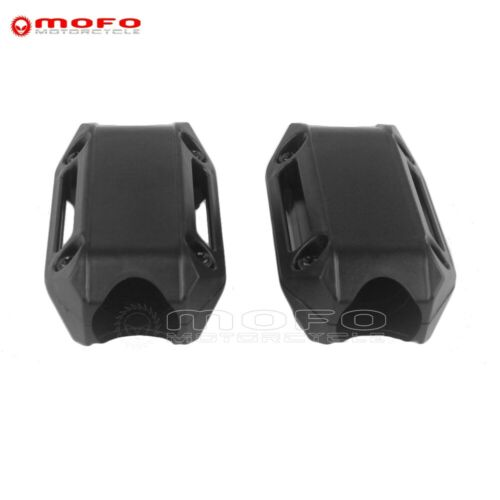 25mm Motorcycle Engine Protection Guard Bumper Decor Block for BMW R1200GS Solid