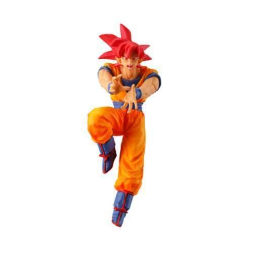 Bandai Battle Figure Series Dragon ball Super VS Versus 02 God Gokou Goku