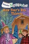 Calendar Mysteries #13: New Year's Eve Thieves by Ron Roy (Paperback / softback, 2014)