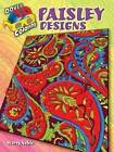 3-D Coloring Book--Paisley Designs by Books Coloring (Paperback, 2014)