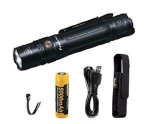 Fenix PD36R 1600 Lumen USB Rechargeable Cree LED Tactical Flashlight