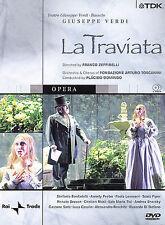 Verdi - La Traviata / Bonfadelli, Piper, Bruson, Ricci, Peebo, Leveroni, Domingo