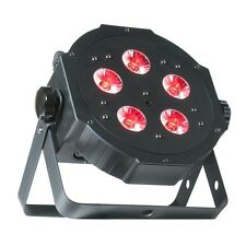 ADJ American DJ Mega Tripar Profile Plus RGB + UV LED Par Can Light Party Venue