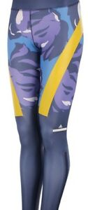Stella-McCartney-Adidas-BNWT-Techfit-Tights-AA7471-Fitness-INKNAV-RRP-150-Size-M