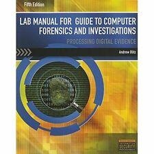LM Guide to Computer Forensics & Investigations by Cengage Learning, Inc...