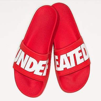 Undefeated from slide US10 28.0cm Sandales from Undefeated japan (5310 80a520