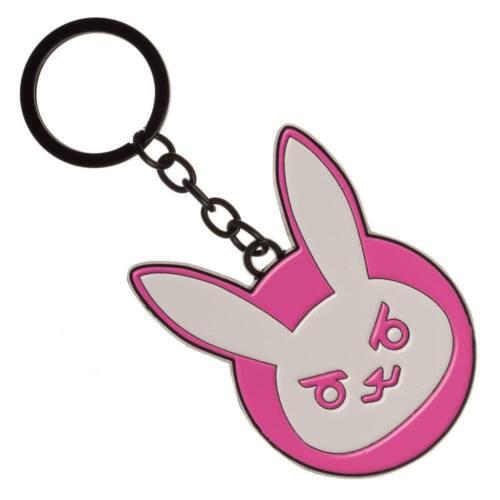 Ufficiale di vedetta-D VA Bunny Logo in Metallo Portachiavi NUOVO