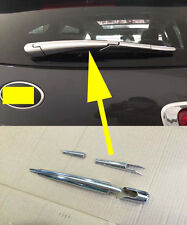 Triple Rear Windshield Wiper Cover Trim for 2015-2016 KIA SORENTO ABS new