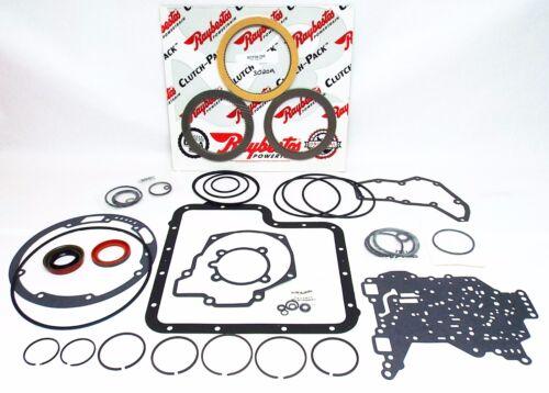 1967-1977 Farpak Ford//Mercury C6 Transmission Performance Banner Rebuild Kit