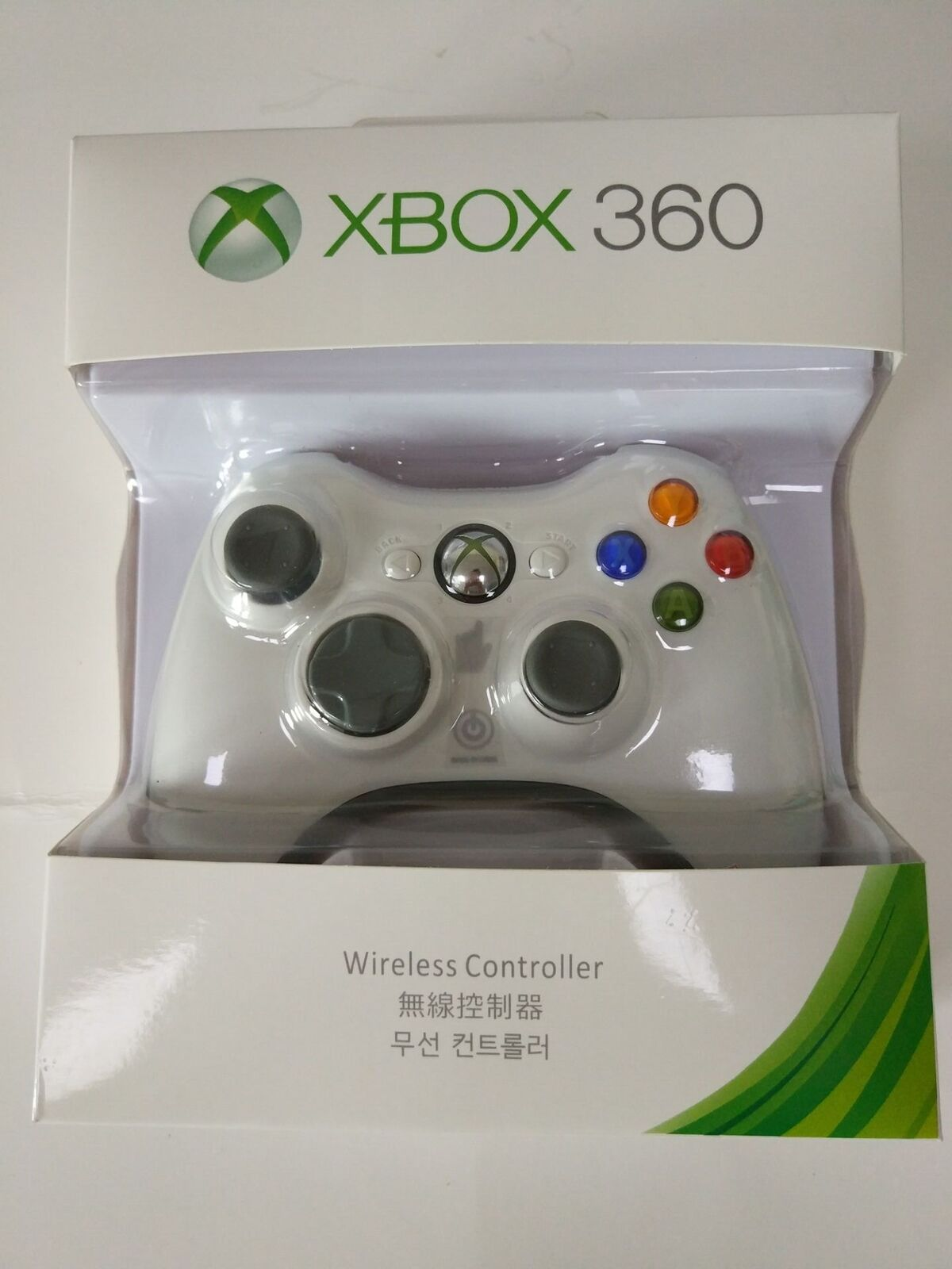 bba7432a1a9 Microsoft Xbox 360 (JR9-00011) Gamepad for sale online