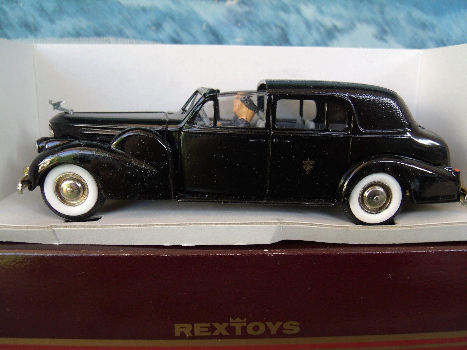 distribución global 1 43 RexJuguetes (Portugal) (Portugal) (Portugal) 1938-1940 Cadillac V 16 Coupe De S.s Pie XII  70% de descuento