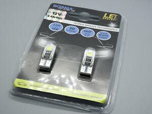 2x-bombillas-intermitente-lateral-de-cristal-lampara-zocalo-luz-de-estacionamiento-5w5-12v-5w-t10-w2