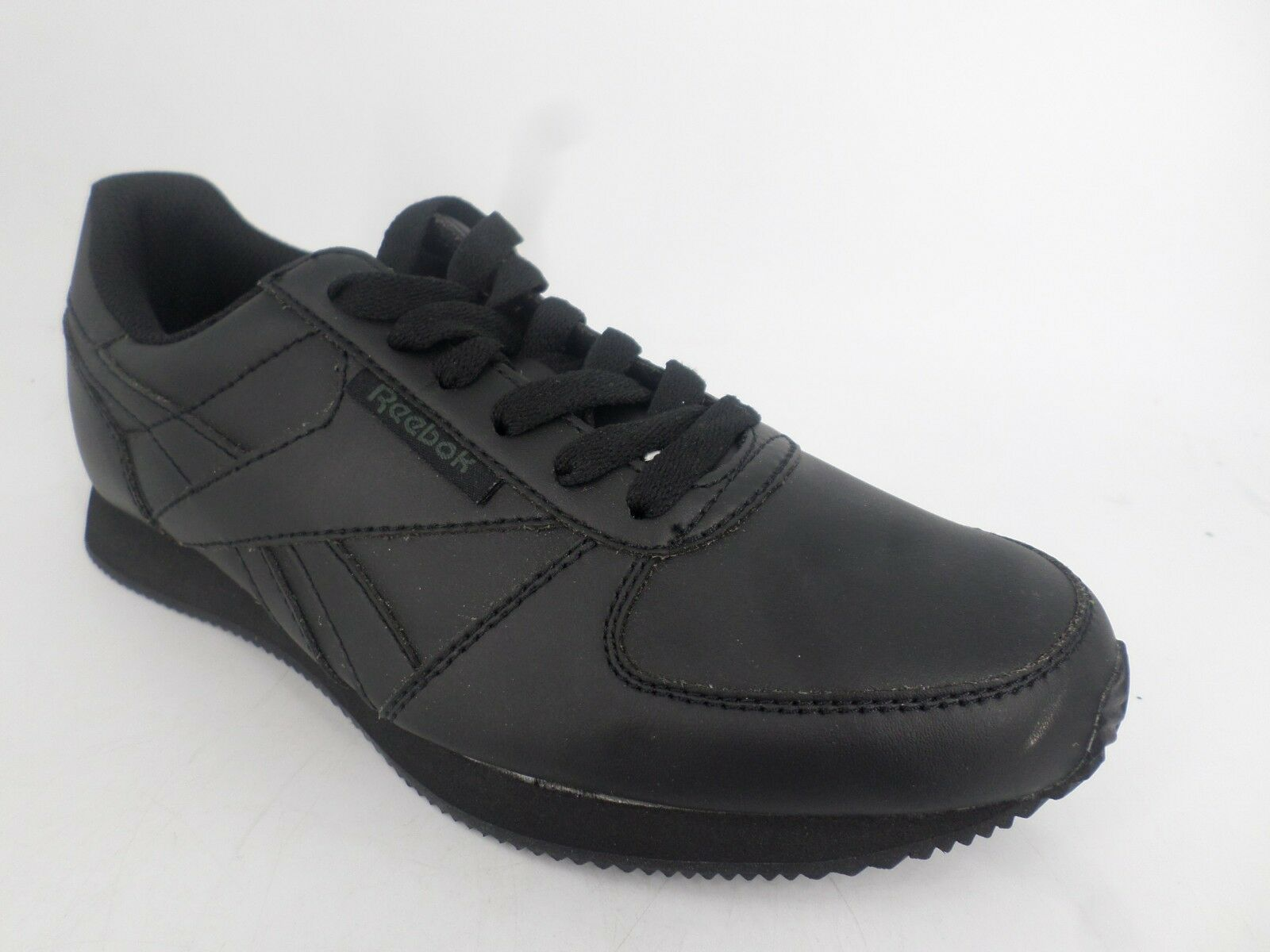 Reebok Classic Black Lace Up Trainers UK 5 EU 38 LN088 AD 11