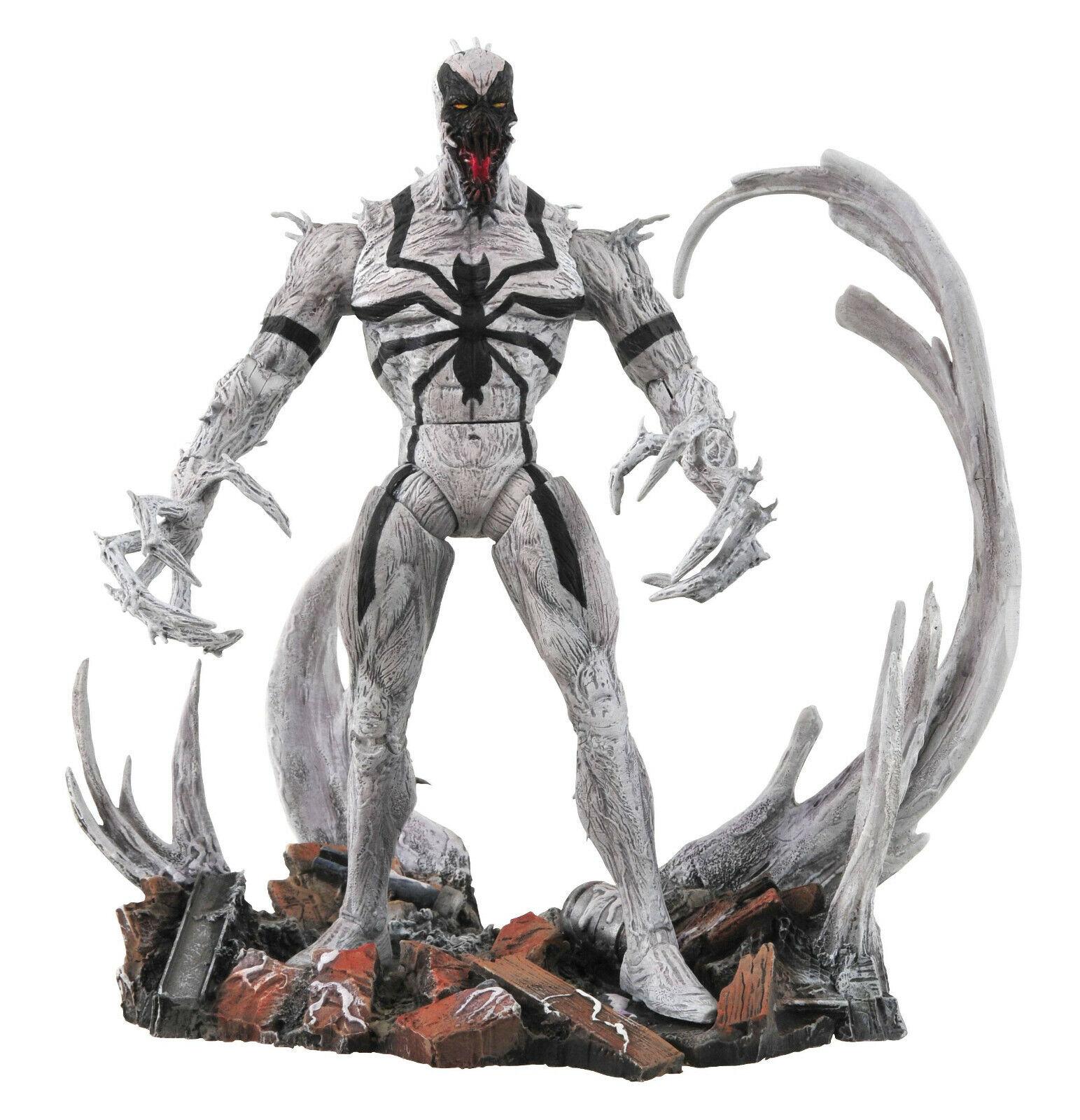 Marvel Select Anti-venom Action Figure Diamond Toys Approx. 18 cm New (Kb16)