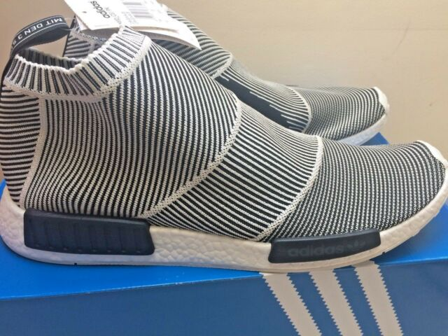 c5660226d RARE ADIDAS NMD CS1 PRIMEKNIT CITY SOCK UK NOMAD BOOST GLOW S79150 UK 18 US  19
