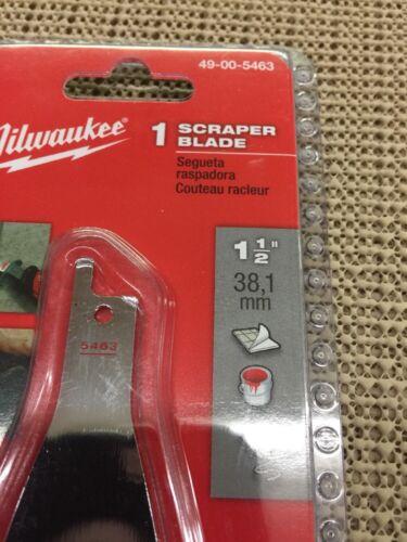 Milwaukee 49-00-5463 1-1//2 in Scraper Blade