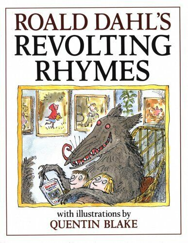 1 of 1 - Revolting Rhymes By Roald Dahl, Quentin Blake. 9780224029322