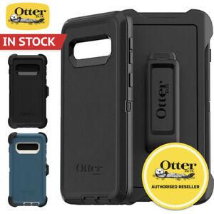 timeless design 13fa6 fd561 Details about Galaxy S10 S10e S10+ Plus OtterBox Defender Case Heavy Duty  Shockproof Cover