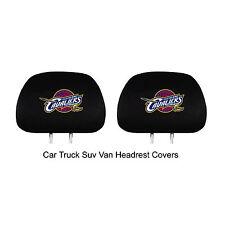 New NBA Cleveland Cavaliers Car Truck Headrest Covers Automotive Gear