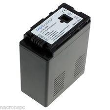 BATTERIE VW-VBG6 Panasonic HDC-TM300 HDC-HS250 HDC-SD100 HDC-HS100 HDC-HS20