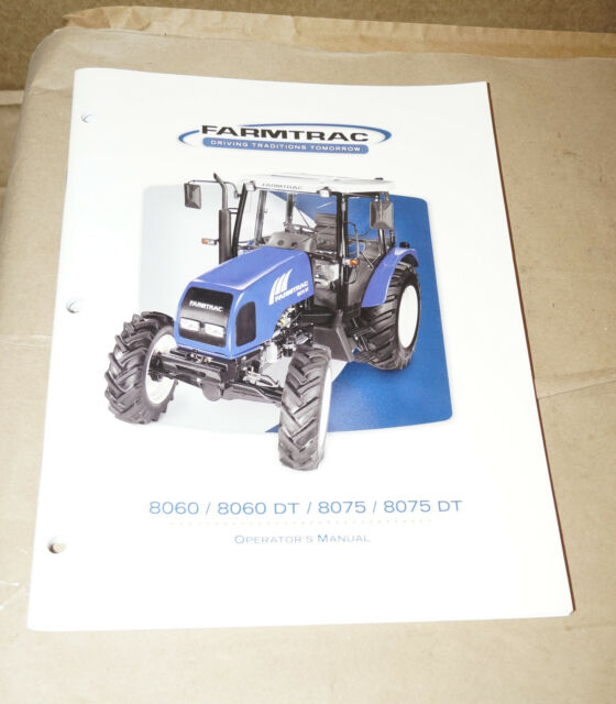 Farmtrac Manual