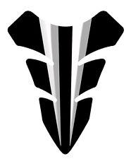 "Kawasaki Ninja Suzuki GSXR Honda CBR Yamaha YZF Skull rip rV2 Decal Sticker 18/"""