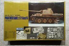 Gunze Sangyo 1/35 Panther AusfG SdKfz171-HighTech Model Kit# 704*Factory Sealed*
