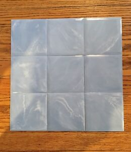 Image Is Loading Vintage Retro Plastic Square Bath Kitchen Wall Tiles