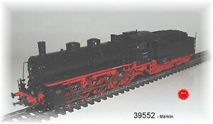 Märklin 39552 Locomotive À Vapeur Br 57.5 Db Mfx - Plus Décodeur Son # In