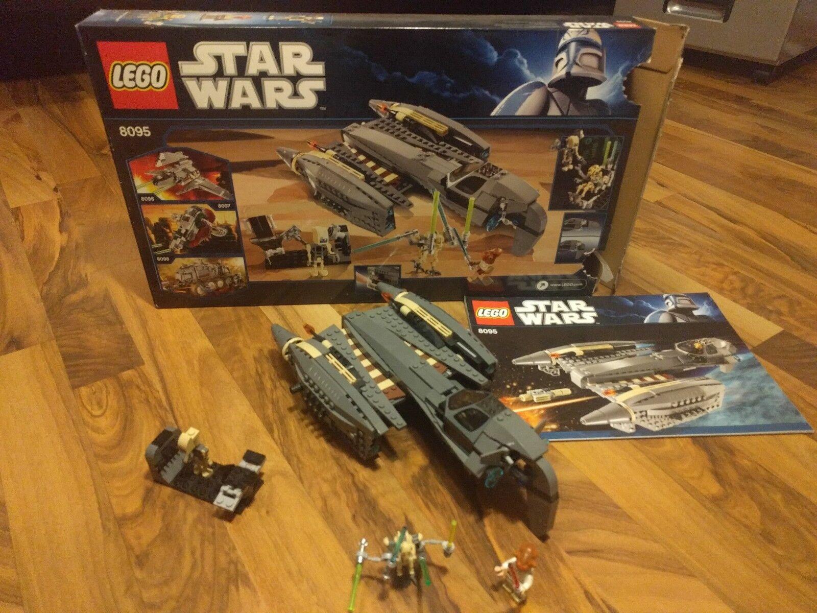 LEGO StarWars General Grievous' Starfighter (8095)