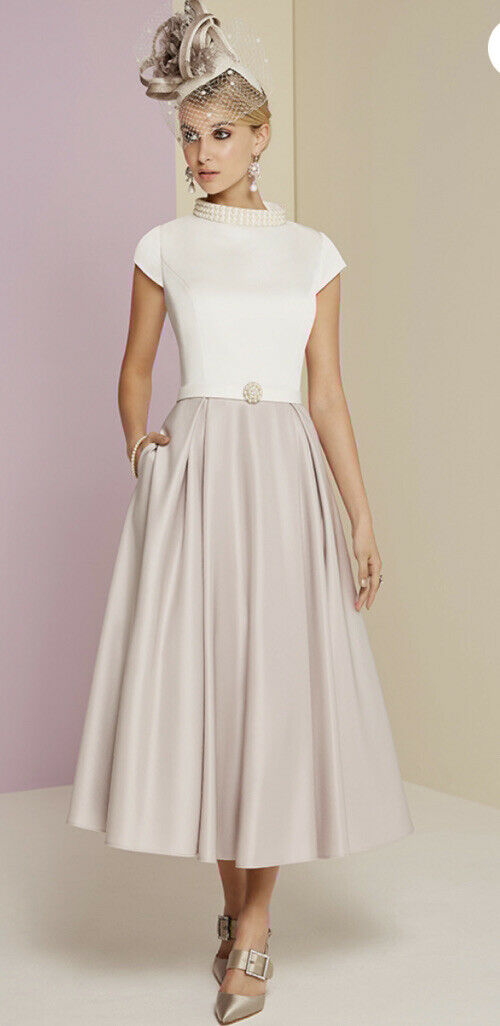 Veni Infantino For Ronald Joyce Mother Of The Bride 29341 Sz10 Bnwts