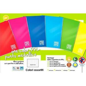 10-Notebooks-Maxi-Exercise-Squared-5MM-One-Colour-A4-80gr-Cover-Rigid