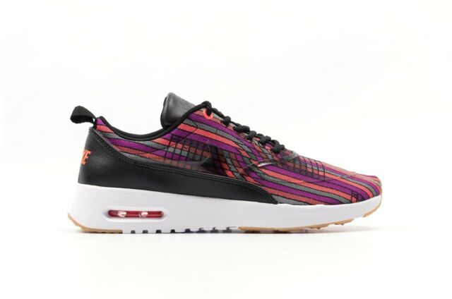 buy popular 6c9d9 a702e New Womens Nike Air Max Thea Ultra Jacquard Premium Trainers 885021 001