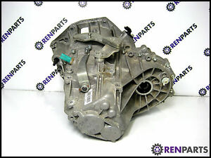 Renault-Sport-Clio-III-197-200-2-0-16-V-Reconditionne-Boite-De-Vitesse-raccord